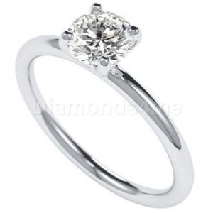 טבעת מרטיני בלנקה זהב לבן