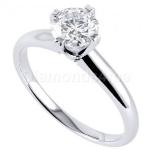 טבעת  אירוסין דניאלה בזהב לבן